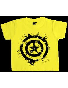 Camiseta Freedom Rising bebé