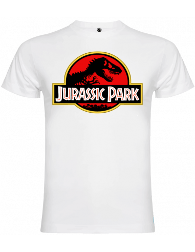Camiseta jurasick park unisex