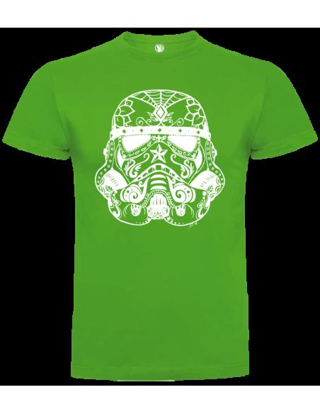 Camiseta skull trooper unisex