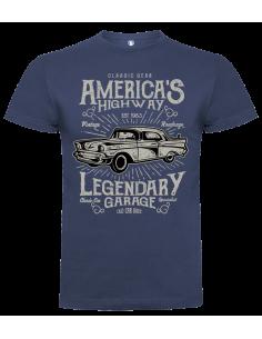 Camiseta Highway unisex