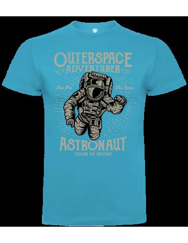 Camiseta Astronauta unisex