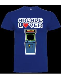 Camiseta Arcade Lover unisex
