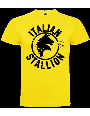 Camiseta Italian Stalion unisex