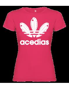 Camiseta Acedias mujer