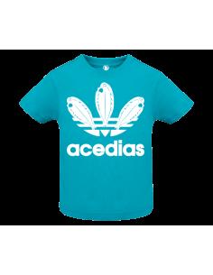 Camiseta Acedias bebé