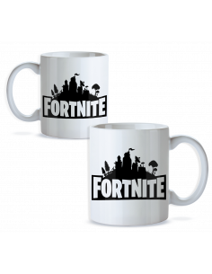 Taza gamer fortnite