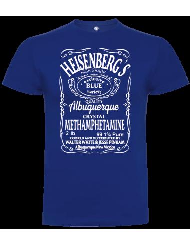 Camiseta Heisenberg breaking bad unisex
