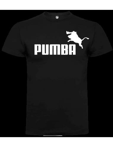 Camiseta pumba unisex