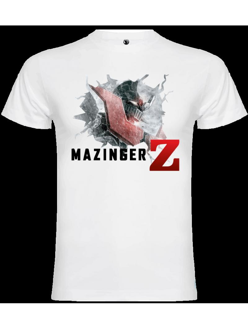 Camiseta Mazinger Z 2018 unisex