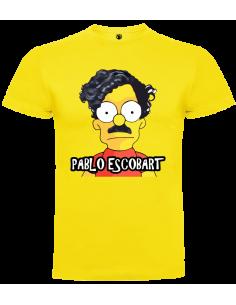 Camiseta Escobart unisex