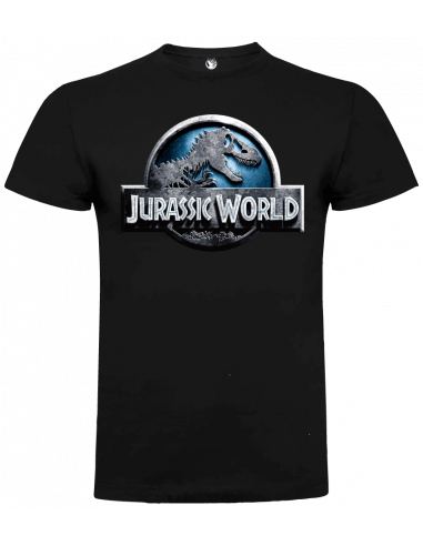 Camiseta jurasick world unisex