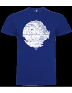 Camiseta estrella de la muerte unisex