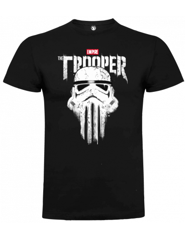 Camiseta trooper punish unisex