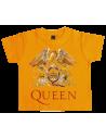Camiseta águila queen bebé