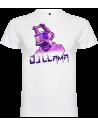 Camiseta Dj llama fortnite niño