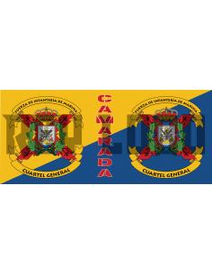 Taza Cuartel General Infantería