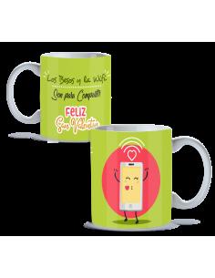 Taza amor y la wifi
