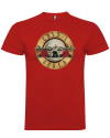 Camiseta Guns and roses revolvers niño