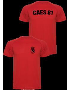 Camiseta Caes personalizada