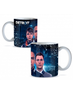 Taza game Detroit