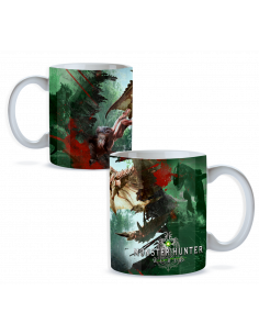 Taza game Monster Hunter