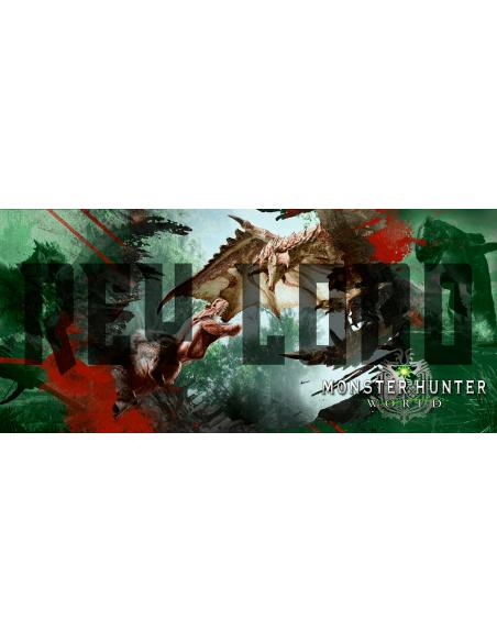 Taza game Monster Hunter