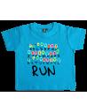 Camiseta strenger things run bebé