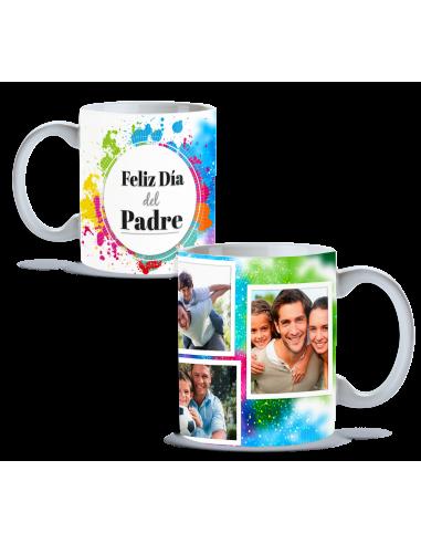 Taza día del padre personalizada 11