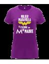 Camiseta Mujer maravilla