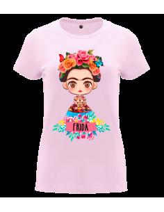Camiseta Frida mujer
