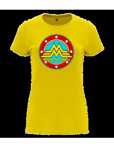 Camiseta Madre Maravillosa