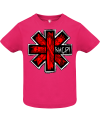 Camiseta Red Hot Chili Pepper bebé