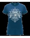 Camiseta Straight Outta Valhalla mujer