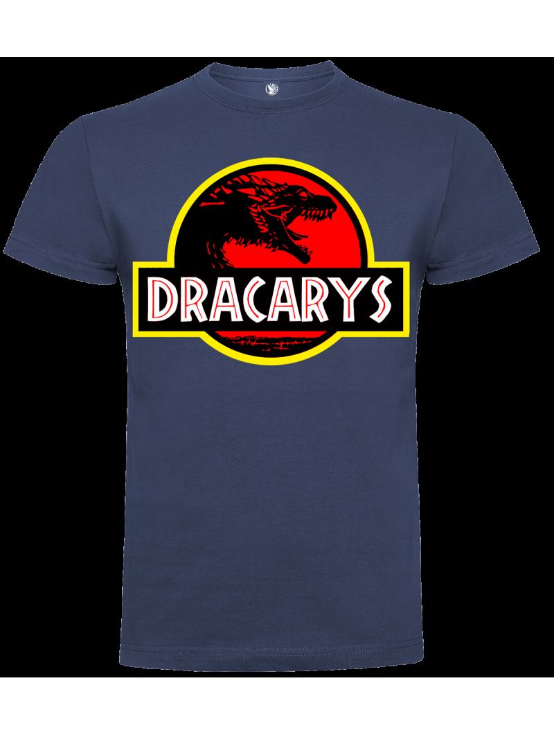 Camiseta Dracarys Hombre