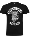Camiseta Sons of Odin Hombre