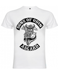 Camiseta Sons of Odin Niño
