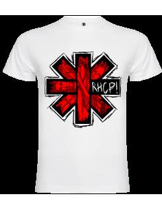Camiseta Niño Red-Hot-chili-peppers