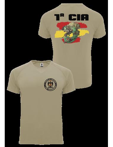 Camiseta 1ª Compañía Infanteria de Marina