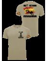 Camiseta 6ª Compañía aniversario Infantería de Marina