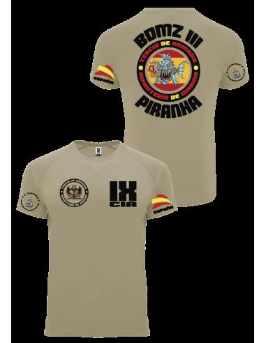 Camiseta 9ª Compañia Infantería de Marina