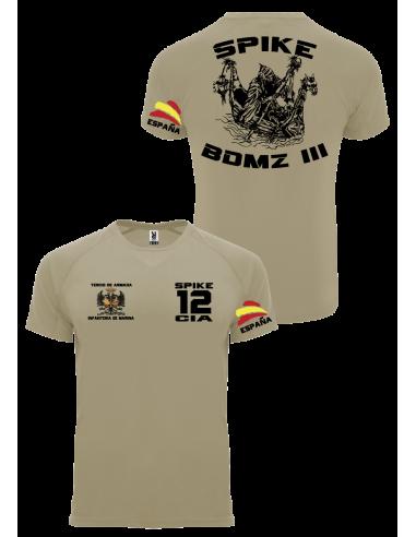 Camiseta 12ª Spike Infantería de Marina