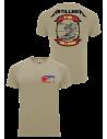 Camiseta Artillería Infantería de Marina
