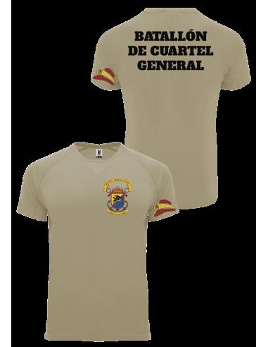 Camiseta Batallón Cuartel General Infantería de Marina