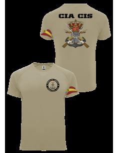 Camiseta CIS infantería de Marina