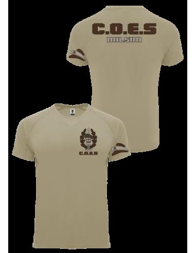 Camiseta COES