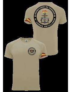 Camiseta personalizada Curso Artillería Infantería de Marina