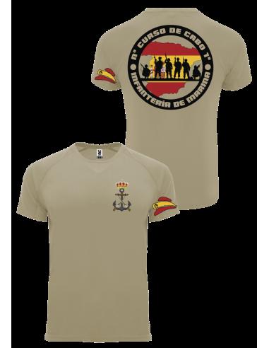Camiseta Curso de Cabo 1º Infantería de Marina