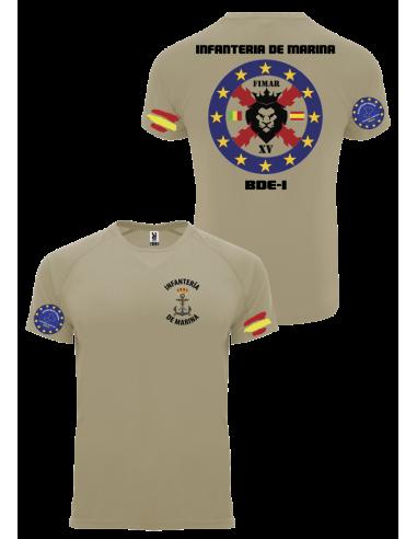 Camiseta Mali 15 Infantería de Marina