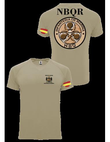 Camiseta NBQR Infantería de Marina