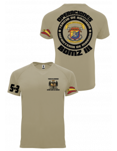Camiseta Operaciones S3 Infantería de Marina